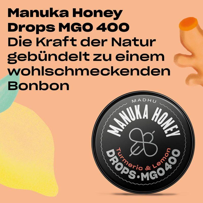 Manuka Drops