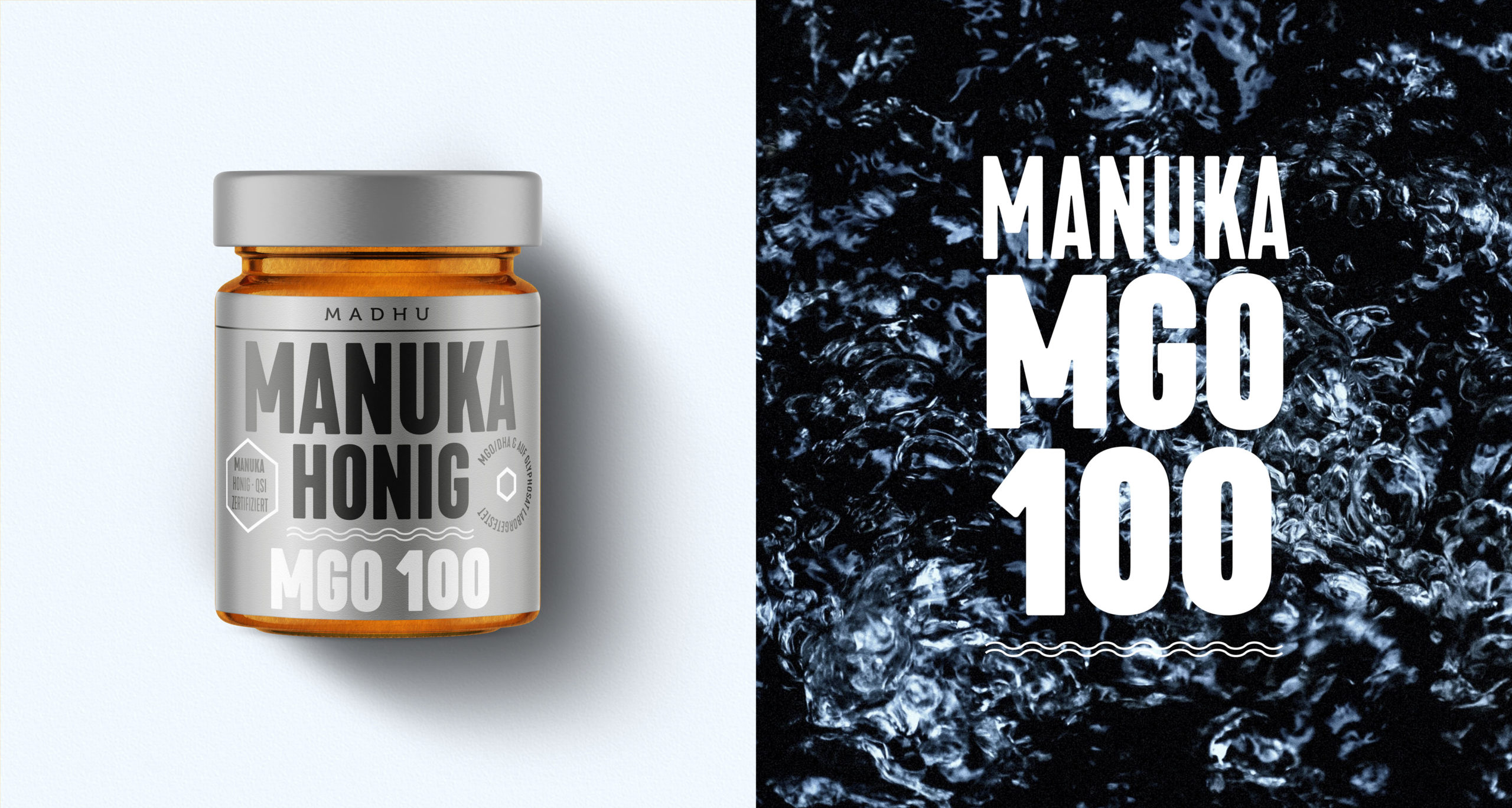 Manuka Honig MGO 100
