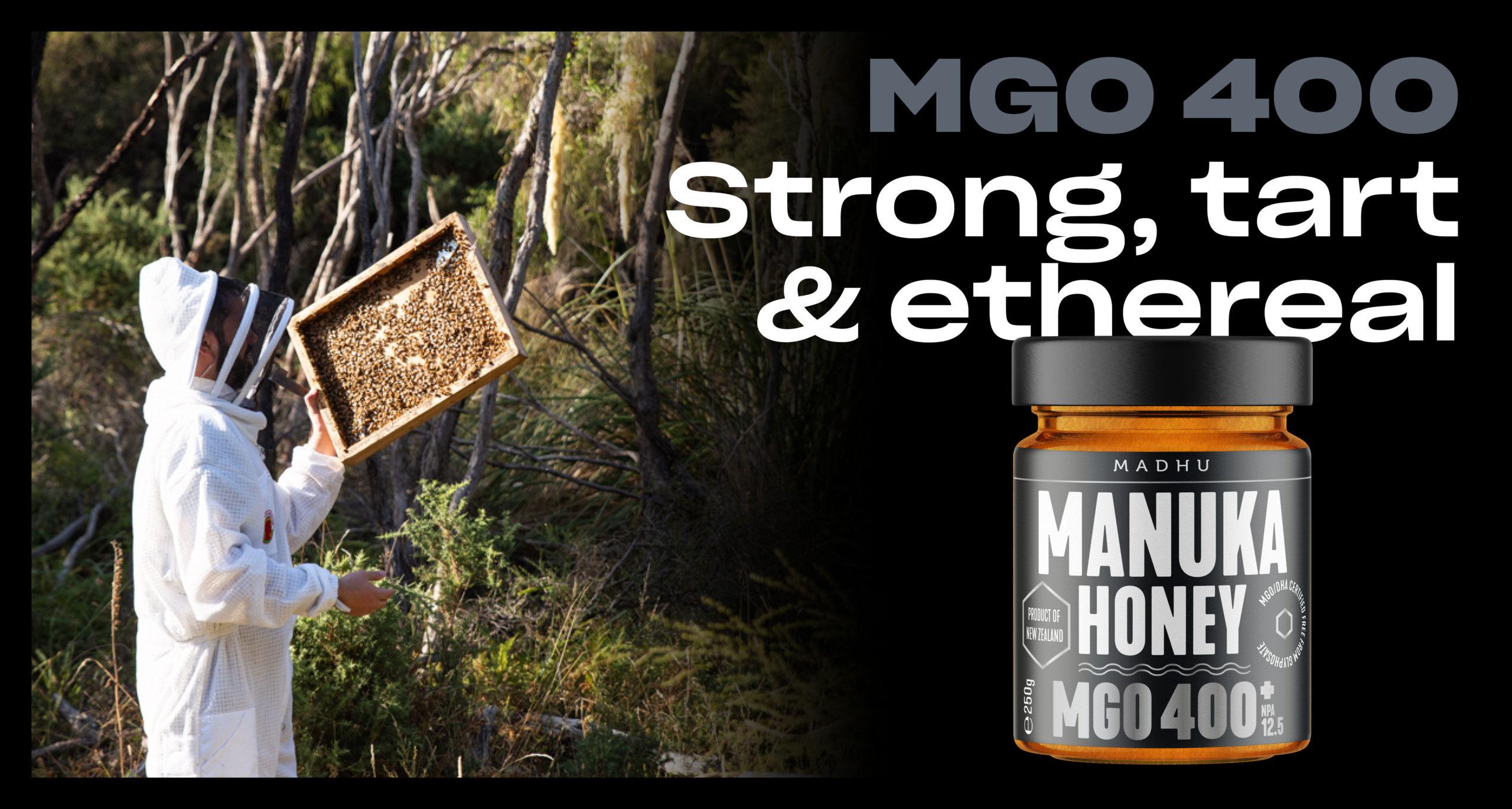 Manuka Honey MGO 400
