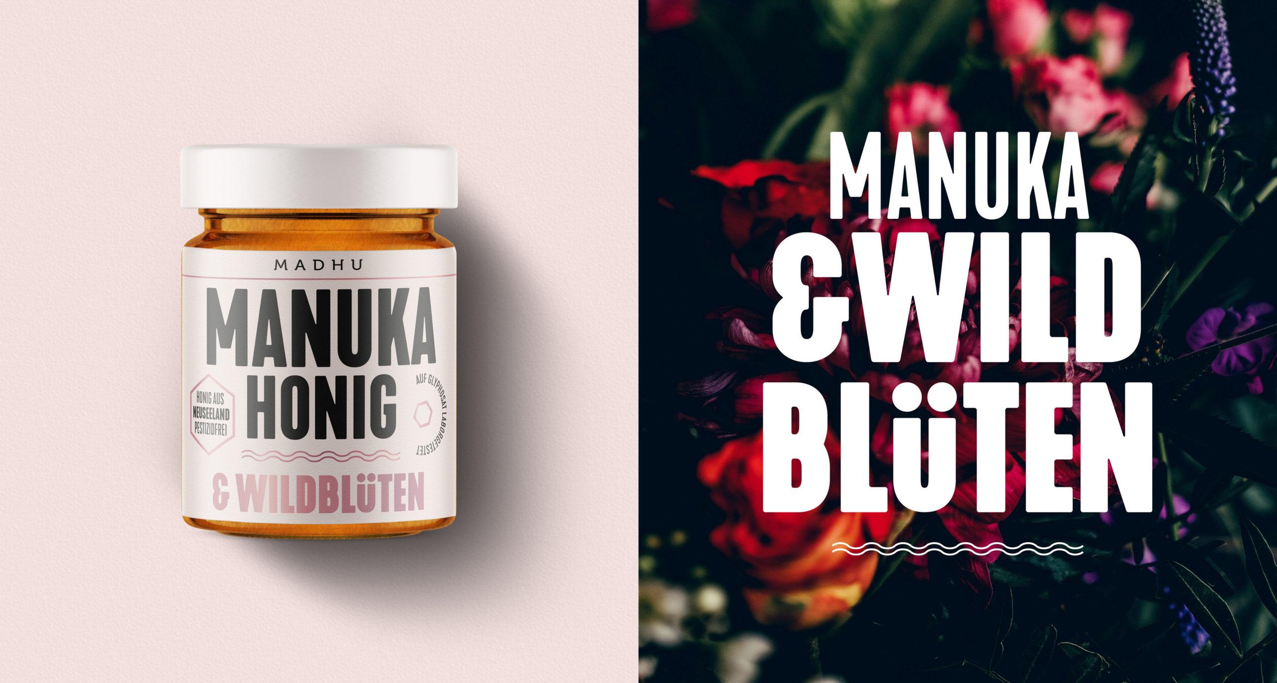 Manuka & Wildblüte
