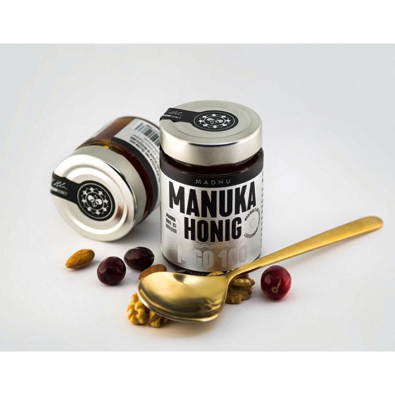 Manuka-Honig MGO 100