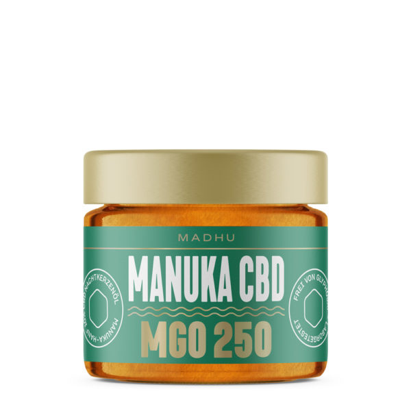 Manuka CBD MGO 250